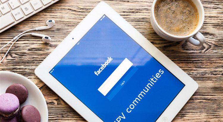 Facebook FPV Communities